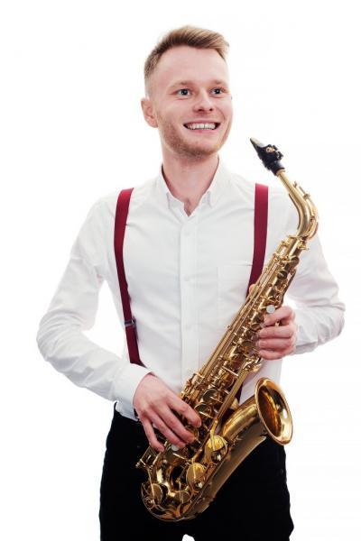 Sax and DJ package for weddings