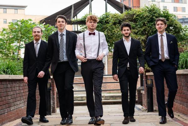 Wedding Band harrogate