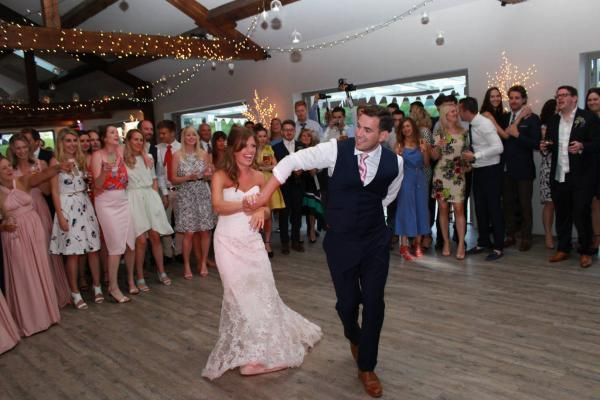 Jonny Ross Band- Live from Yorkshire Wedding Barn