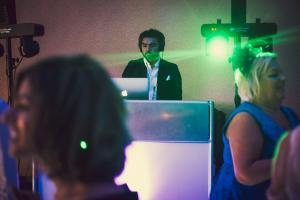 Sax, Dj & Percussion Package Live from Westwood Hall Leeds