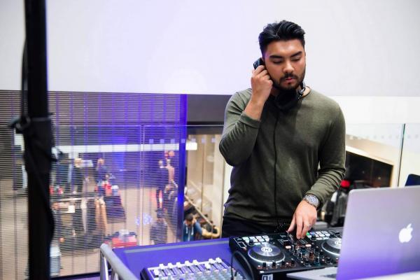 Manchester DJ
