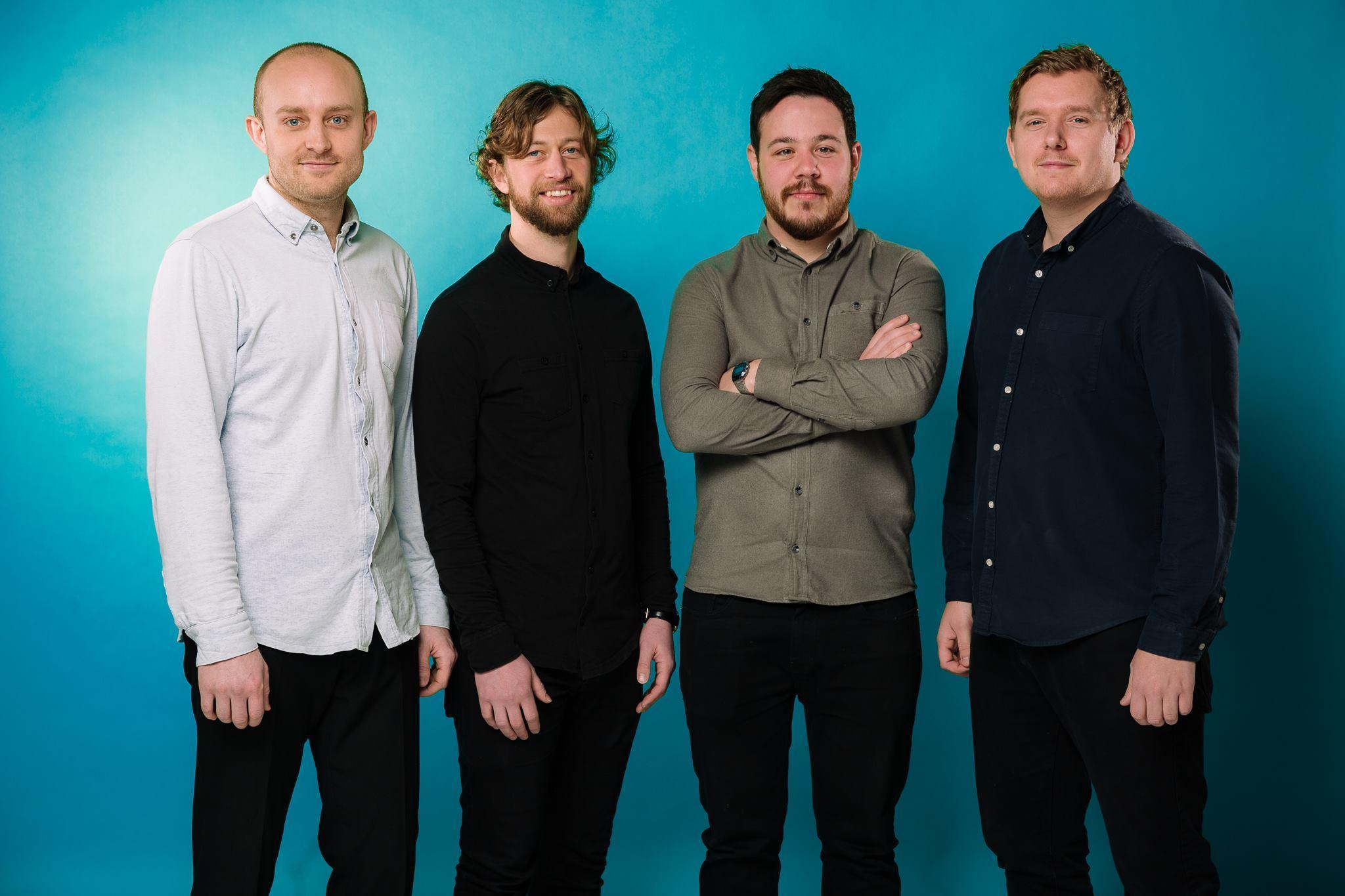 The Colour Blue Band